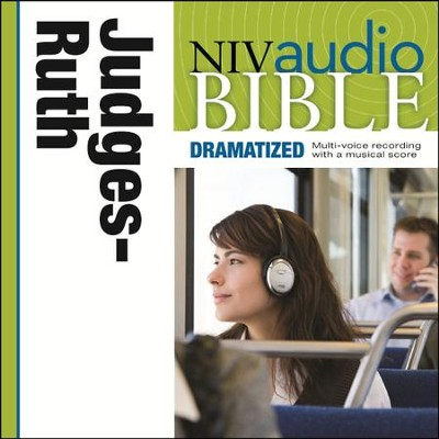 NIV Audio Bible, Dramatized: Judges and Ruth - Special edition Audiobook  [Download] -     By: Zondervan