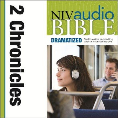 NIV Audio Bible, Dramatized: 2 Chronicles - Special edition Audiobook  [Download] -     By: Zondervan
