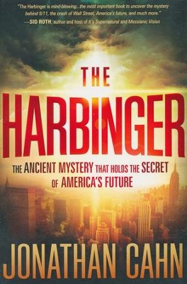 The Harbinger: The Ancient Mystery that Holds the Secret of America's Future Audiobook  [Download] -     By: Jonathan Cahn