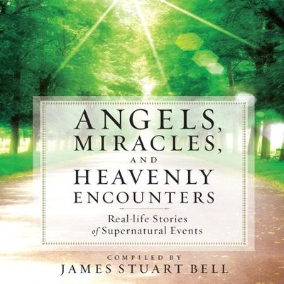 Angels, Miracles, and Heavenly Encounters - Unabridged Audiobook  [Download] -     Narrated By: Dean Gallagher     By: James Stuart Bell