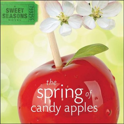 The Spring of Candy Apples Audiobook  [Download] -     Narrated By: Emily Durante     By: Debbie Vigui