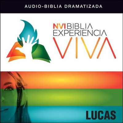 NVI Experincia Viva: Lucas Audiobook  [Download] -     By: Zondervan