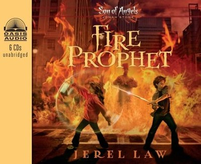 Fire Prophet - Unabridged Audiobook  [Download] -     Narrated By: Kelly Ryan Dolan     By: Jerel Law