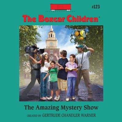 The Amazing Mystery Show - Unabridged Audiobook  [Download] -     Narrated By: Aimee Lilly     By: Gertrude Chandler Warner