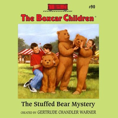 The Stuffed Bear Mystery - Unabridged Audiobook  [Download] -     Narrated By: Aimee Lilly     By: Gertrude Chandler Warner
