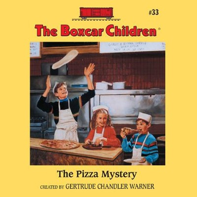 The Pizza Mystery - Unabridged Audiobook  [Download] -     Narrated By: Aimee Lilly     By: Gertrude Chandler Warner