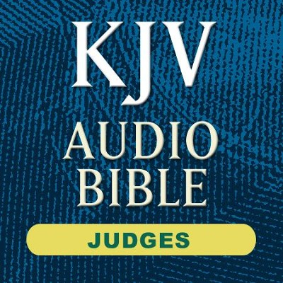Hendrickson KJV Audio Bible: Judges (Voice Only)  [Download] -     Narrated By: Stephen Johnston