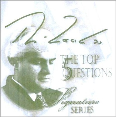 The Top 5 Questions  [Download] -     By: Ravi Zacharias