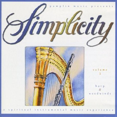 Volume 3 - Harp & Woodwinds  [Music Download] -     By: Simplicity