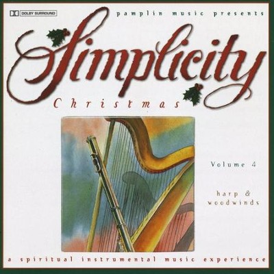 Volume 4 - Harp & Woodwinds  [Music Download] -     By: Simplicity Christmas