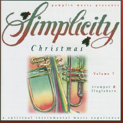 Volume 7 - Trumpet & Flugelhorn  [Music Download] -     By: Simplicity Christmas