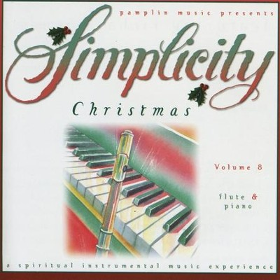 Volume 8 - Piano & Flute  [Music Download] -     By: Simplicity Christmas