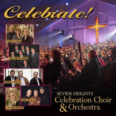 Celebrate  [Music Download] -     By: Various Artists