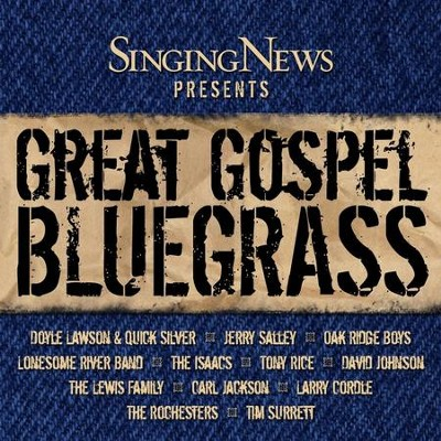 Great Gospel Bluegrass  [Music Download] -     By: Various Artists