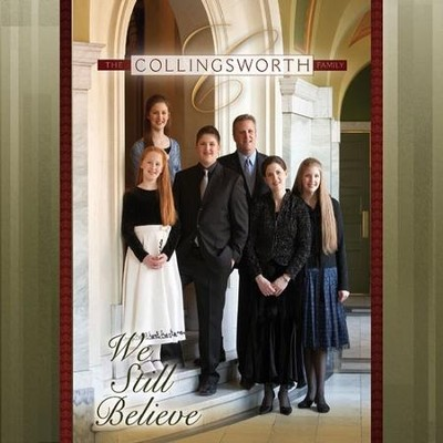 The Blood of Jesus  [Music Download] -     By: The Collingsworth Family