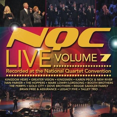 NQC Live Volume 7  [Music Download] -     By: Various Artists