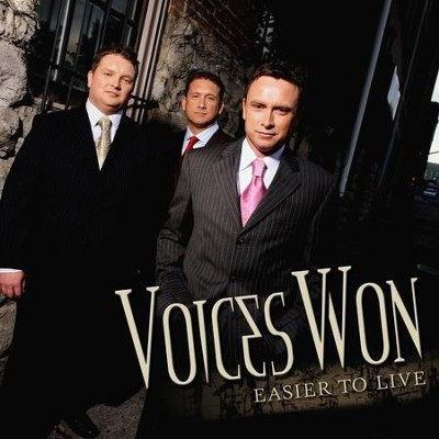 Easier To Live  [Music Download] -     By: Voices Won