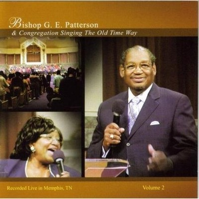 Recorded Live In Memphis, TN Volume 2  [Music Download] -     By: Bishop G.E. Patterson