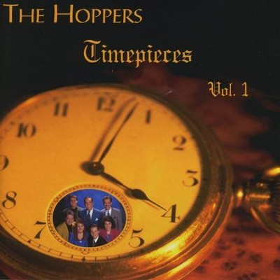 Timepieces Vol. 1  [Music Download] -     By: The Hoppers