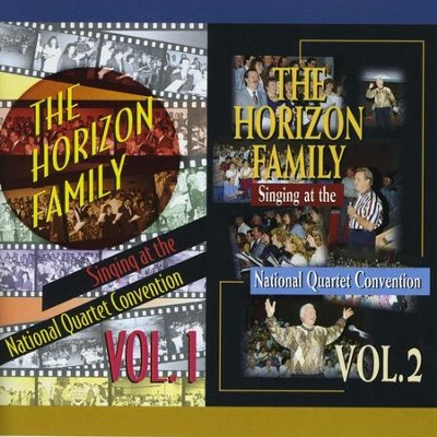 Singing at the National Quartet Convention  [Music Download] -     By: The Horizon Family