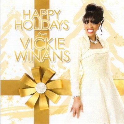 The Holiday Jam  [Music Download] -     By: Vickie Winans