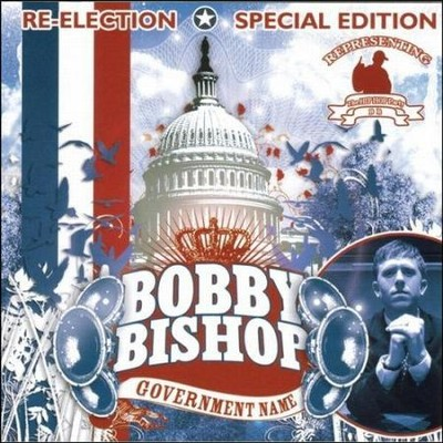 Government Name - Special Edition  [Music Download] -     By: Bobby Bishop