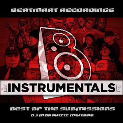Best of the Submissions Vol. 1 (Instrumentals)  [Music Download] -     By: DJ Morphiziz
