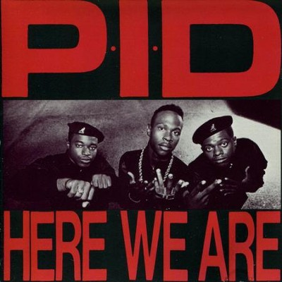 Here We Are  [Music Download] -     By: P.I.D.