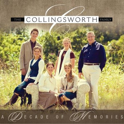 I Can Trust Jesus  [Music Download] -     By: The Collingsworth Family