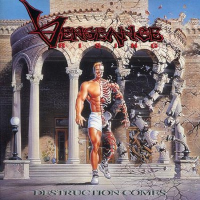 Destruction Comes  [Music Download] -     By: Vengeance Rising