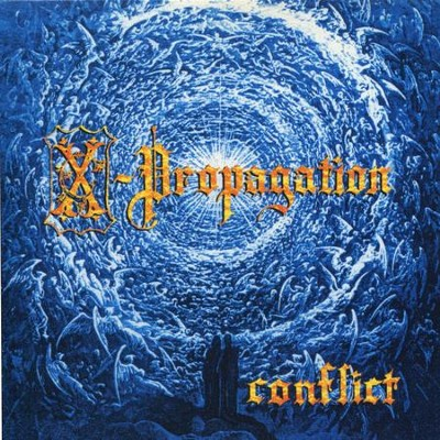 Conflict  [Music Download] -     By: X-Propagation
