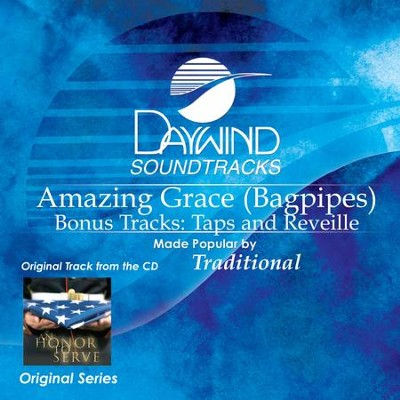 Amazing Grace - Bagpipes  [Music Download] -