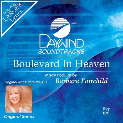 Boulevard In Heaven  [Music Download] -     By: Barbara Fairchild