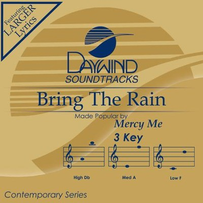 Bring The Rain  [Music Download] -     By: MercyMe