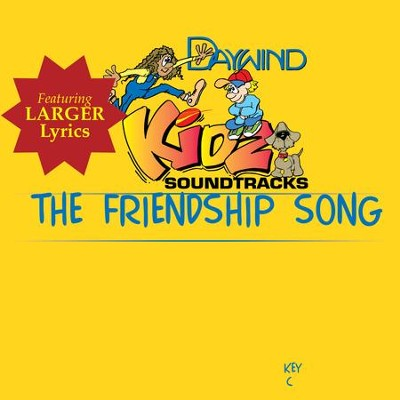 Friendship Song  [Music Download] -     By: Kidz