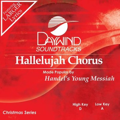 Hallelujah Chorus  [Music Download] -     By: Handel's Messiah