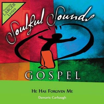 He Has Forgiven Me  [Music Download] -     By: Damaris Carbaugh