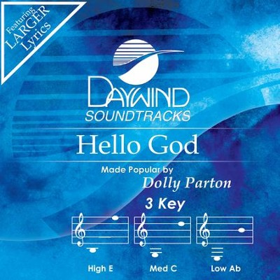 Hello God  [Music Download] -     By: Dolly Parton