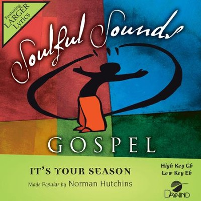 It's Your Season  [Music Download] -     By: Norman Hutchins