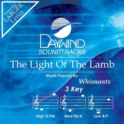 Light Of The Lamb  [Music Download] -     By: Whisnants
