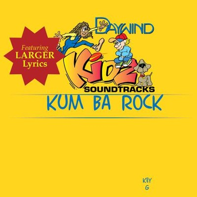 Kum Ba Rock  [Music Download] -     By: Kidz