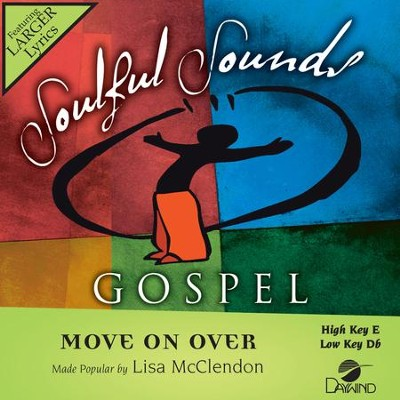 Move On Over  [Music Download] -     By: Lisa McClendon