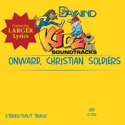 Onward Christian Soldiers  [Music Download] -     By: Kidz
