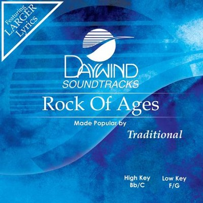 Rock Of Ages  [Music Download] -