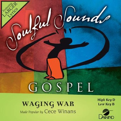 Waging War  [Music Download] -     By: Cece Winans