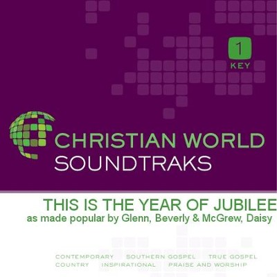 This Is The Year Of Jubilee  [Music Download] -     By: Beverly Glenn, Daisy Mcgrew