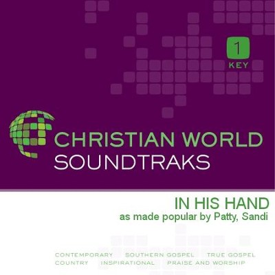 In His Hand  [Music Download] -     By: Sandi Patty