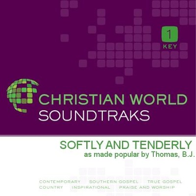 Softly And Tenderly  [Music Download] -     By: B.J. Thomas