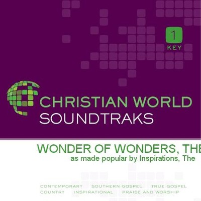 Wonder Of Wonders, The  [Music Download] -     By: The Inspirations
