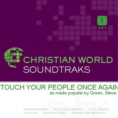 Touch Your People Once Again   [Music Download] -     By: Steve Green